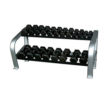 Inflight Fitness Hex Dumbbell Rack