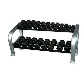 Inflight Fitness (#5004) Hex Dumbbell Rack