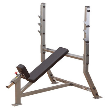 Body Solid (#SIB359G) Olympic Incline Bench