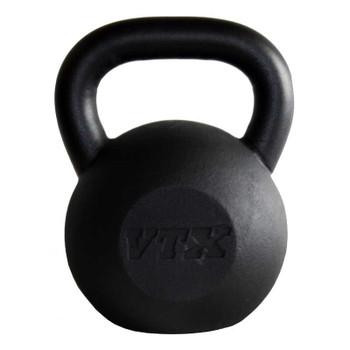 Troy VTX (#KB-G2) Black Cast Iron Kettlebells