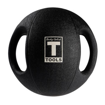 Body-Solid Medicine Ball with Handles