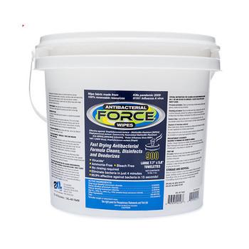 2XL-400 Antibacterial Wipes Bucket