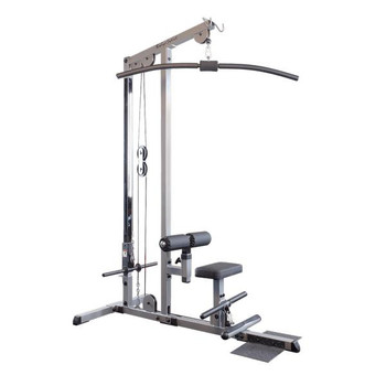 Body Solid (#GLM83) Plate Loaded Lat Machine