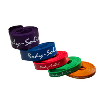 Body Solid (#BSTB) Strength Training Bands