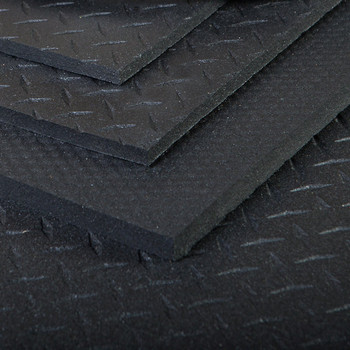 Supermats 4x6 Rubber Gym Floor Mats