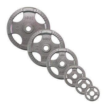Body Solid Cast Iron Olympic Grip Plates