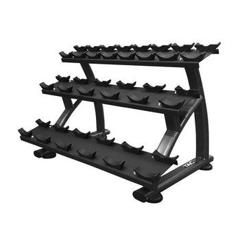 TAG (#RCK-SD3.1) 3-Tier Dumbbell Saddle Rack