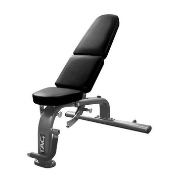 TAG Fitness Adjustable Weight Bench