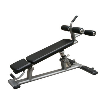 TAG Fitness Adjustable Decline Bench