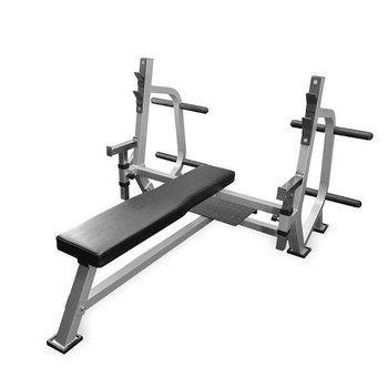 Valor (#BF-49) Bench Press w/ Spotter Platform