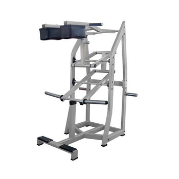 Muscle D Plate Loaded Standing Calf Machine
