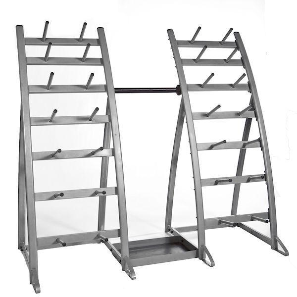 Troy (#TLS-20) Group Barbell Storage Rack