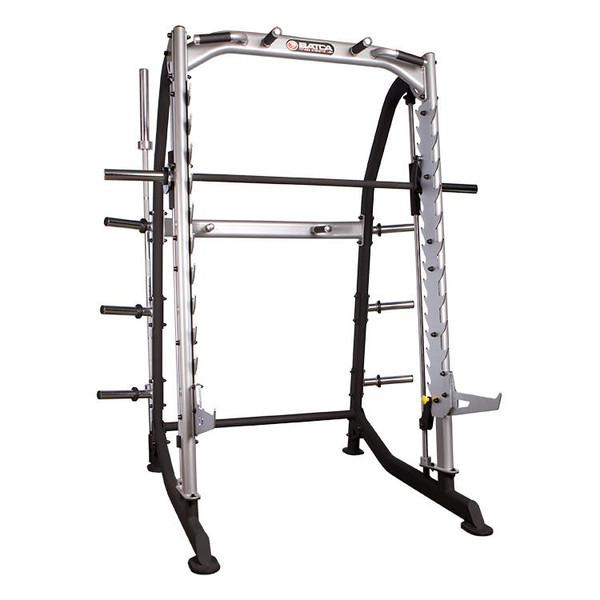 Batca Fitness (#LST) Smith/Half Rack Combo