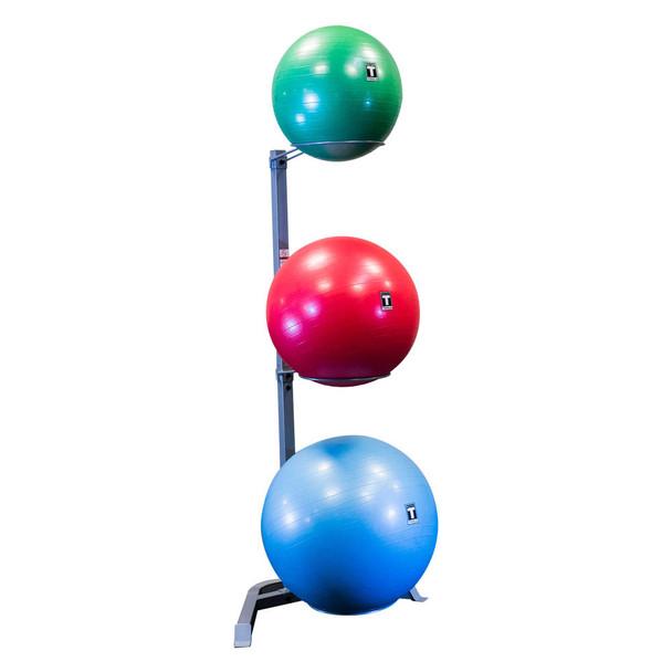 Body Solid Stability Ball Storage Rack