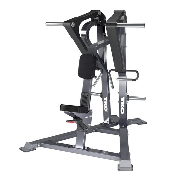 TKO Commercial Plate Loaded Back Row Exercise Machine