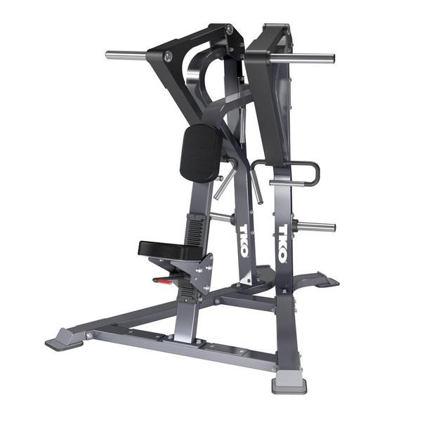 TKO Leverage Seated Back Row Machine