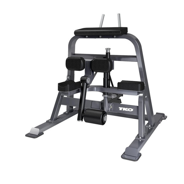 TKO Plate Loaded Standing Leg Curl Machine