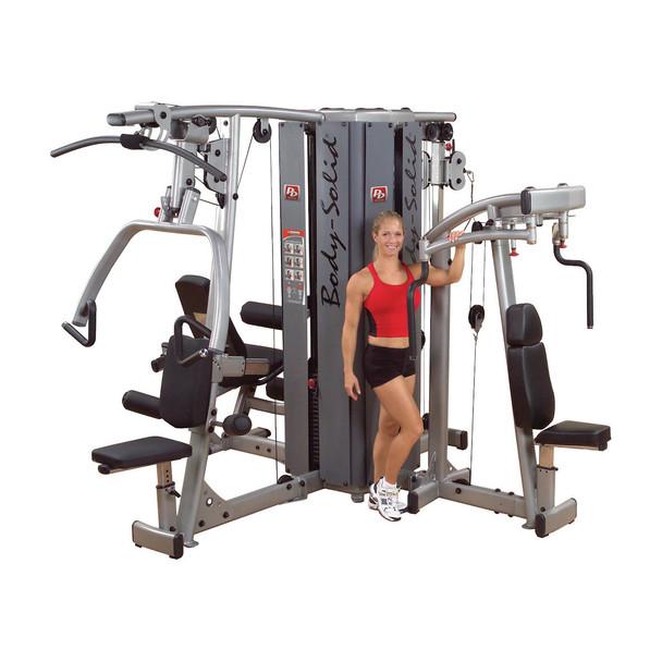 Body Solid (#DGYM) Modular Pro Multi Gym