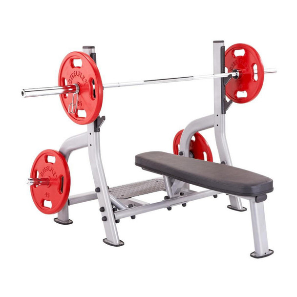 Steelflex Commercial Olympic Bench Press