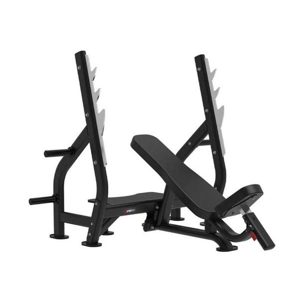 TKO (#7041-G2) Olympic Incline Bench Press