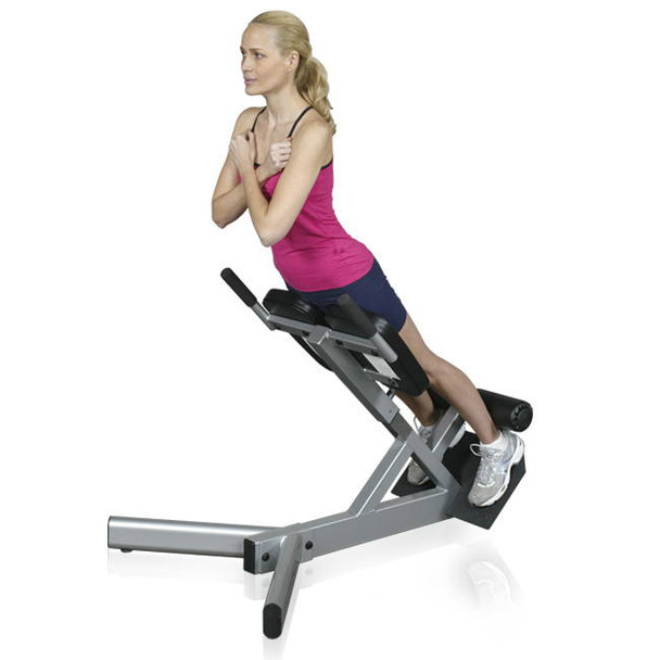 Inflight Fitness Hyper Back Extension