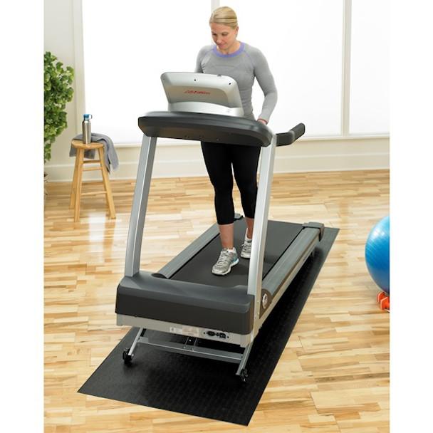 Supermats (#14GS) Commercial Treadmill Mat