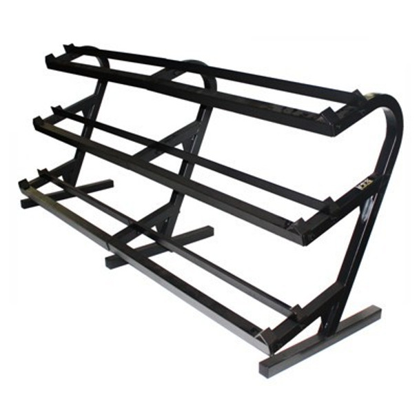 Troy VTX (#TDR-3) 3-Tier Hex Dumbbell Rack