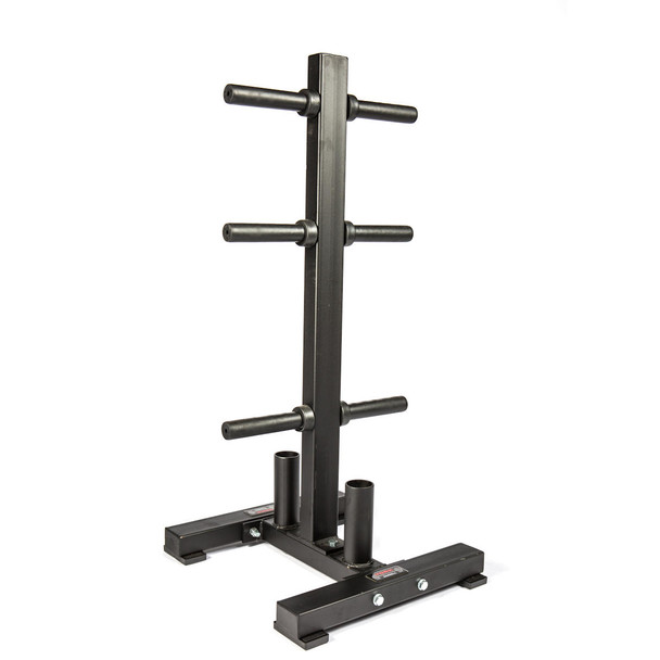 York Olympic Weight Tree w/ Bar Holders