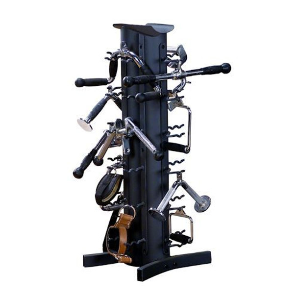 Body Solid (#VDRA30) Cable Accessory Rack