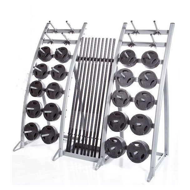 Troy Group Barbell Set