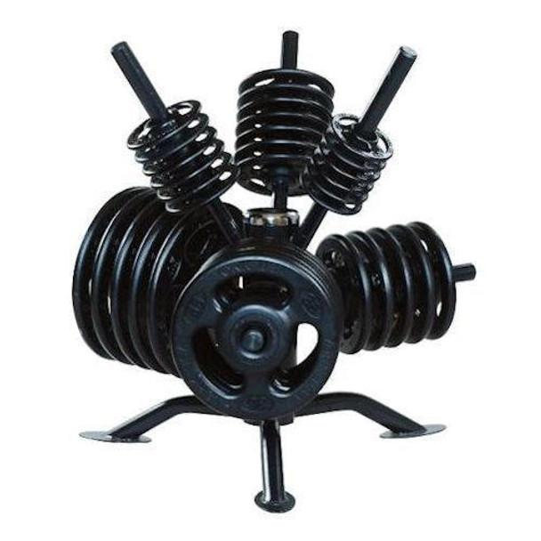 "York ""Spider Rack"" Rotational Weight Tree"