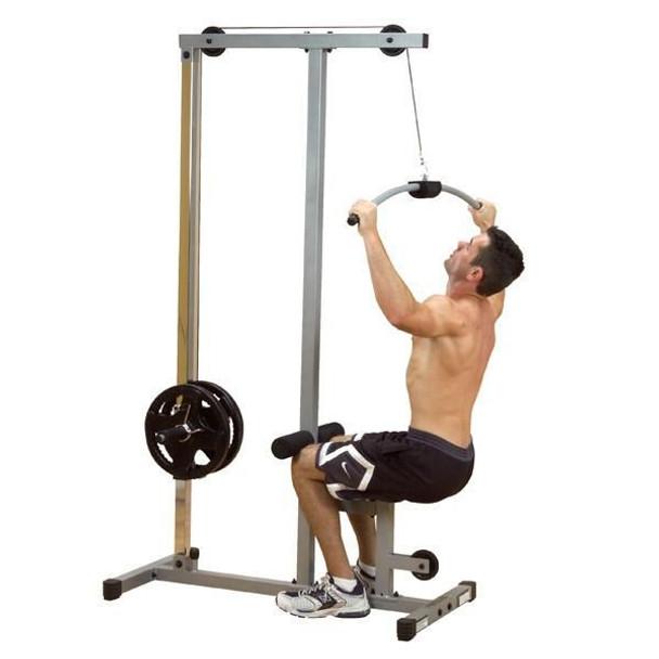 Body Solid (#PLM180X) Powerline Lat Machine