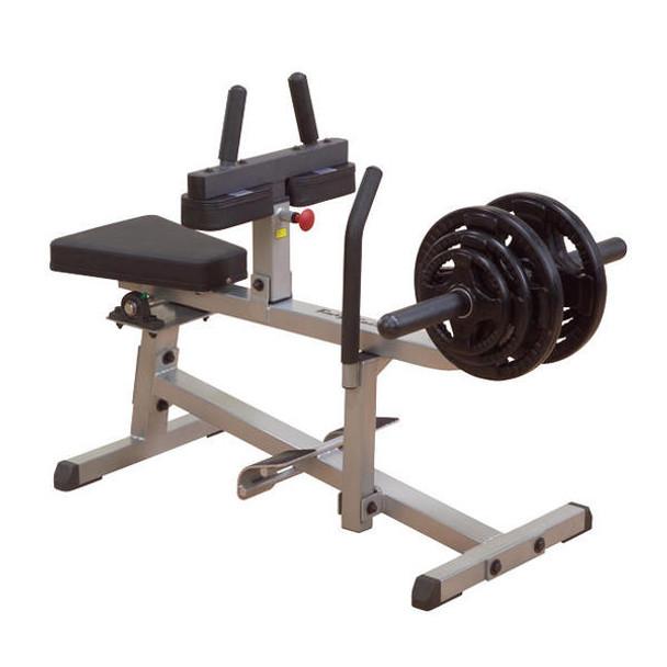 Body Solid (#GSCR349) Seated Calf Machine