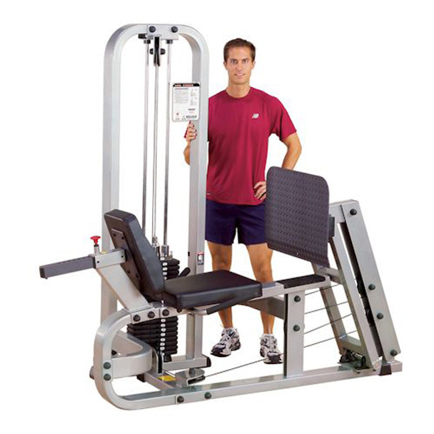 Body Solid (#SLP500G) Clubline Leg Press