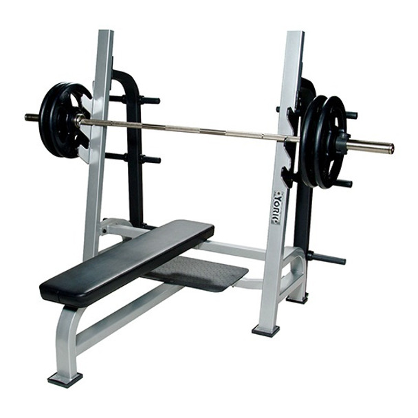 York (STS) Commercial Olympic Bench Press