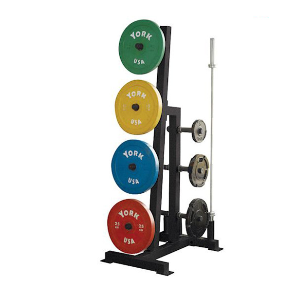 York (#69142) Olympic Bumper Plate Tree