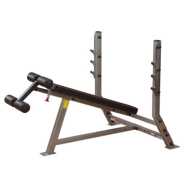 Body Solid (#SDB351G) Olympic Decline Bench