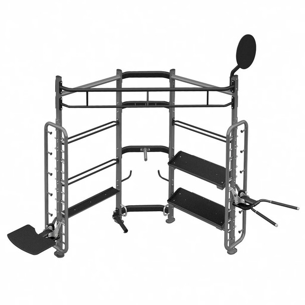 TKO Corner Group Training Rig w/ Storage