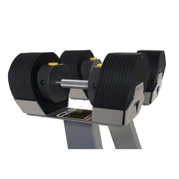 MX55 Adjustable Dumbbells w/ Stand