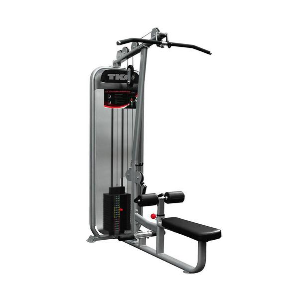 TKO (#8801) Lat Pull/Seated Mid Row Machine