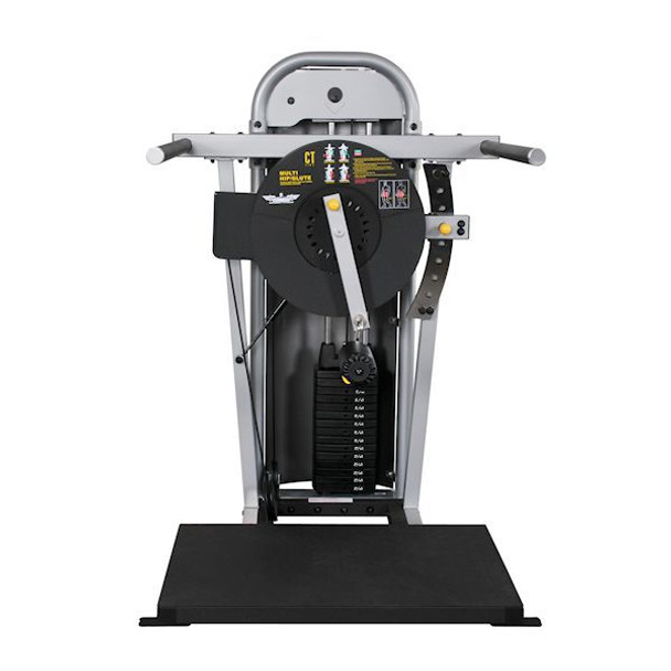 Inflight Fitness (#CT-MHP) Multi-Hip Machine