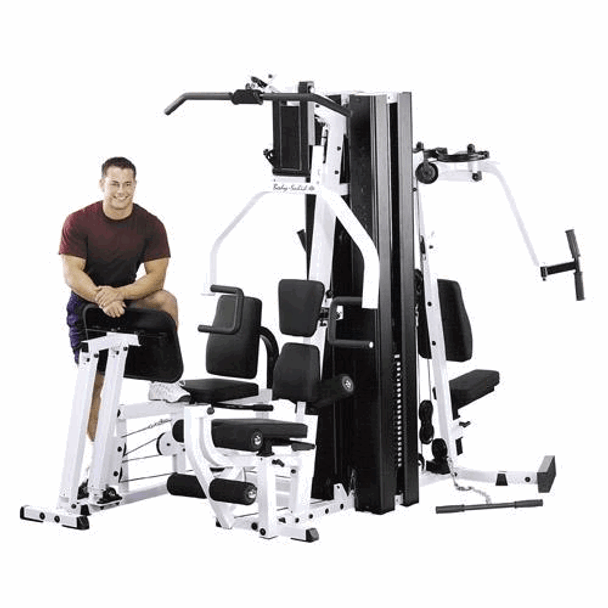Body Solid (#EXM3000LPS) Multi Station Gym