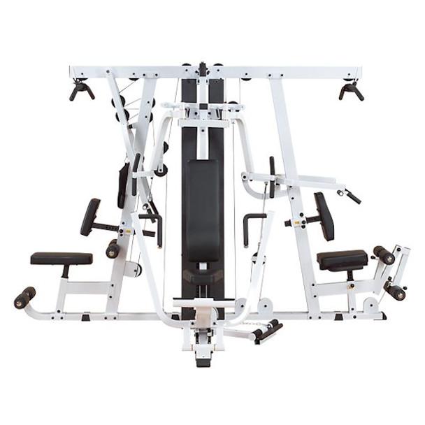 Body Solid (#EXM4000S) Multi Station Gym