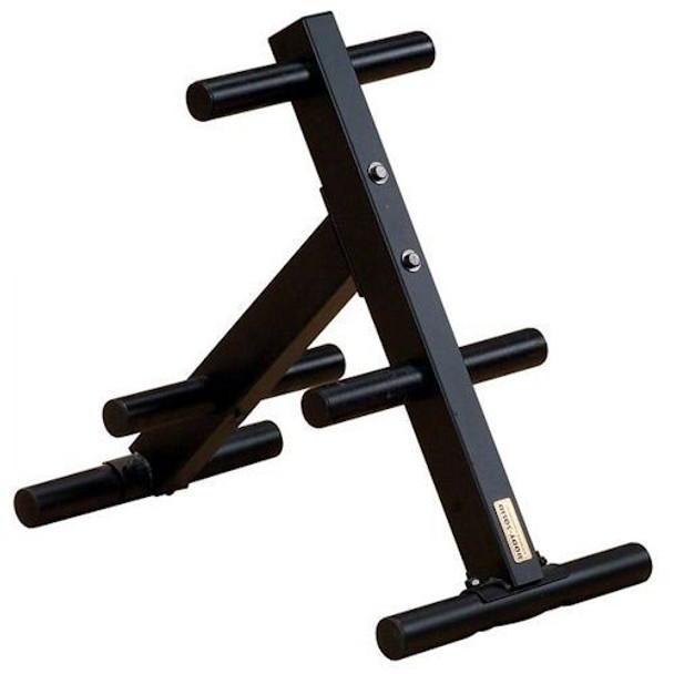 "Body Solid Home 2"" Olympic Weight Storage Tree"