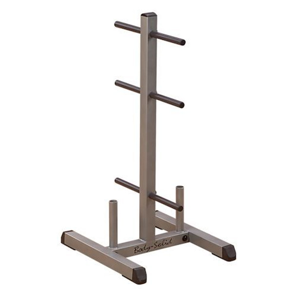 Body-Solid (#GSWT) 1-Inch Standard Plate Tree