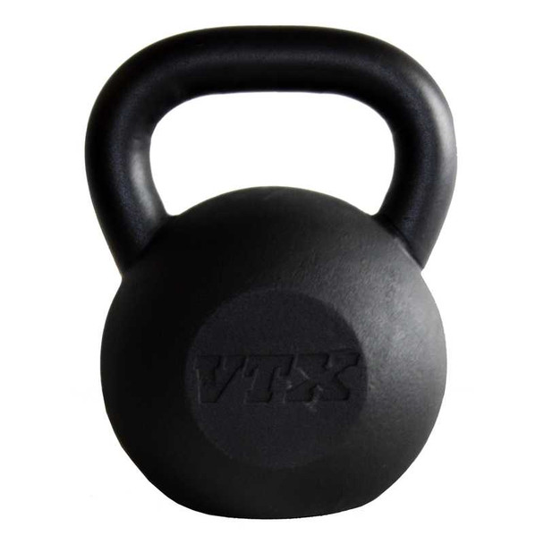 Troy VTX (#KB-G2) Black Cast Iron Kettlebells