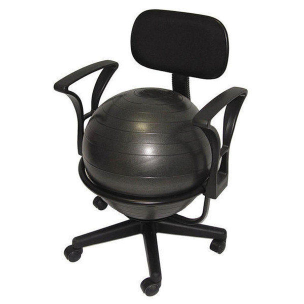 Aeromat Deluxe Office Ball Chair - 35955