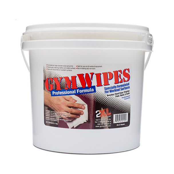 2XL-37 Fitness Wipes Bucket