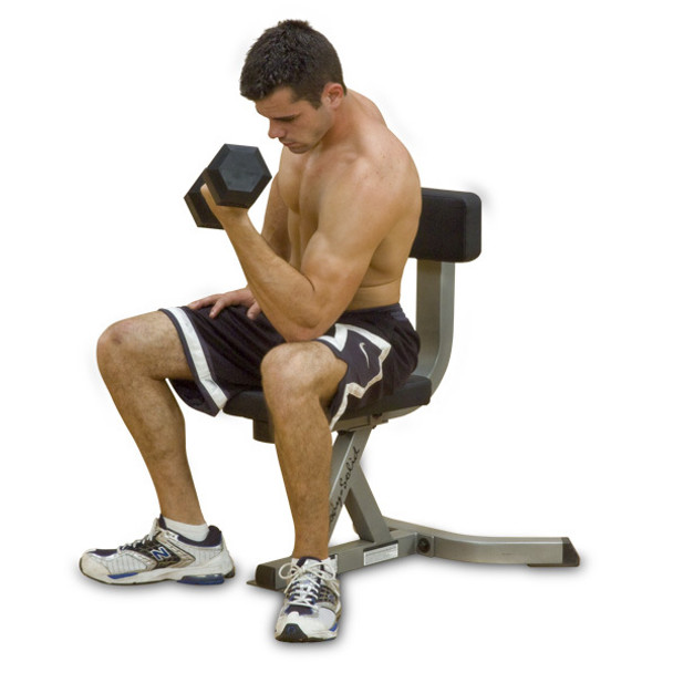 Body Solid (#GST20) Seated Utility Bench