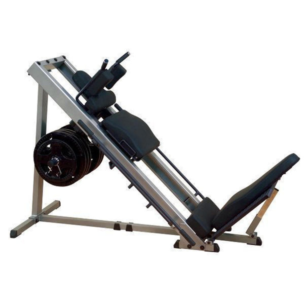 Body Solid (#GLPH1100) Leg Press/Hack Squat